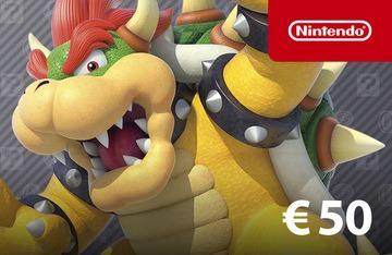 Nintendo-eShop-Card-50€-enjoyplanet-prix-maroc