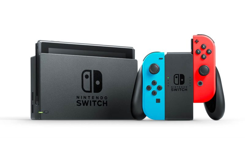 Console nintendo switch v2