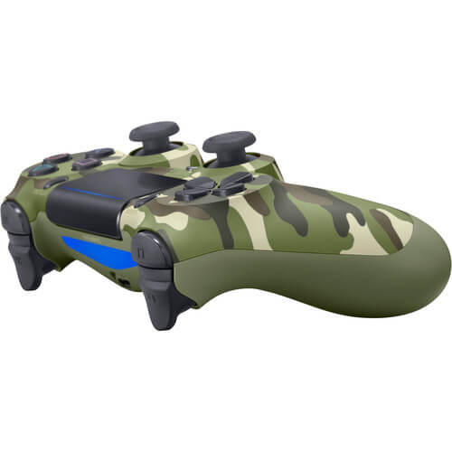 Manette ps4 vert militaire sur ENJOY PLANET