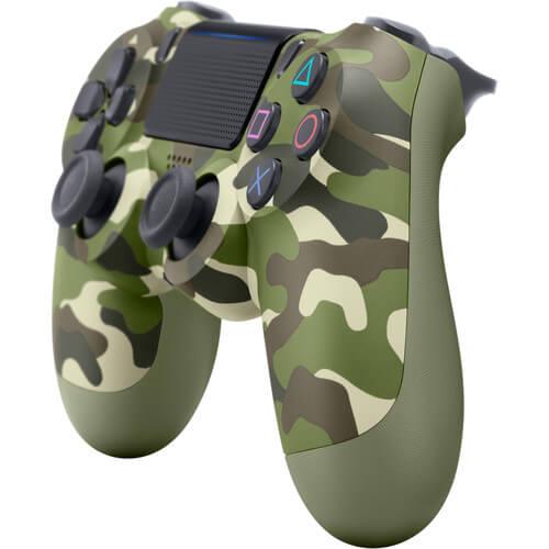 Manette ps4 dualshock militaire vert prix maroc enjoyplanet