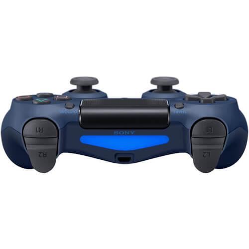 Manette ps4 dualshock v2 bleu sur ENJOY PLANET