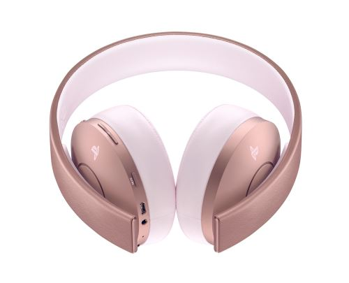 Casque-micro-sans-fil-Gold-Edition-Rose-Gold-Rose Edition