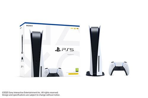 Console Playstation 5 Edition Standard