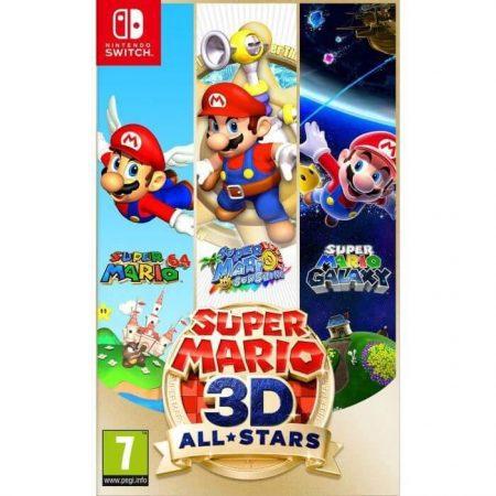 Jeu Mario 3d Nintendo switch sur enjoyplanet.ma