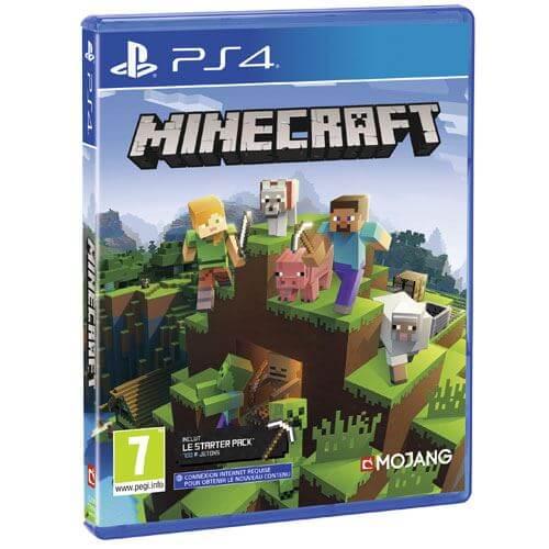 Minecraft-PS4