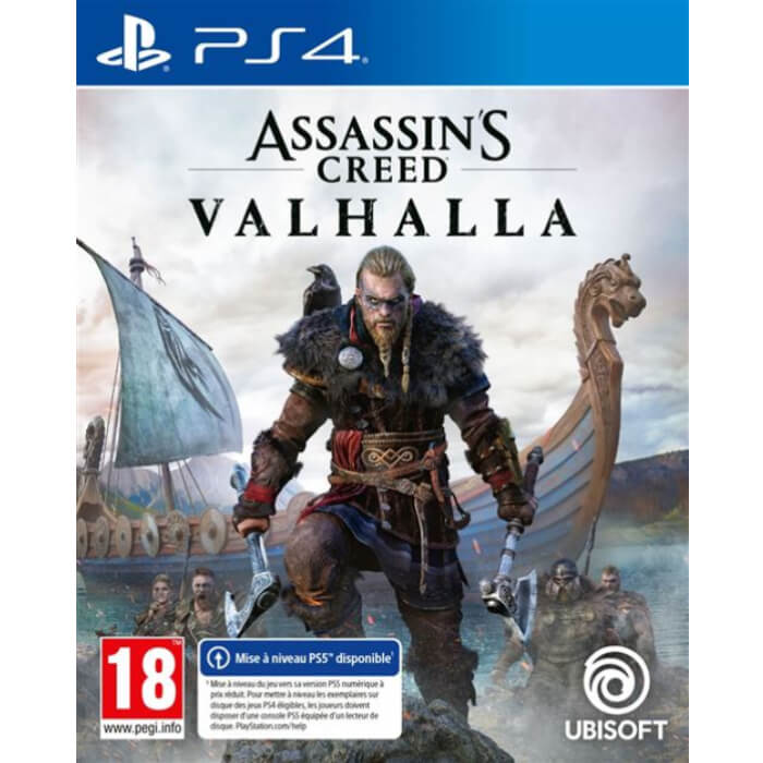 Assasin's creed valhalla ps4 & ps5