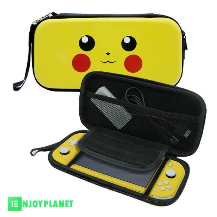 Pochette Nintendo switch - Pokémon pikachu