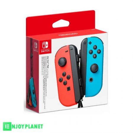 Paire de Manettes Switch Joy-Con bleu et rouge