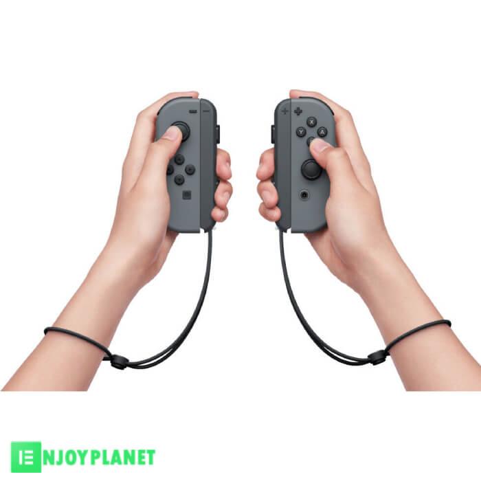 Paire de Manette Switch Joy-Con Grise