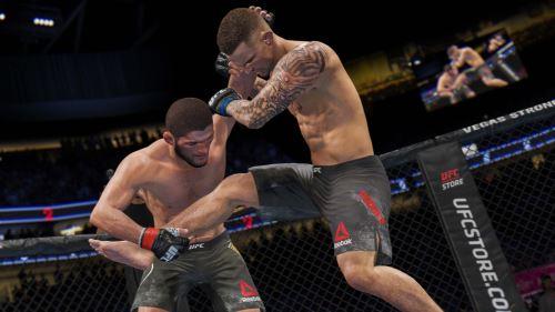 UFC 4 ,PS4