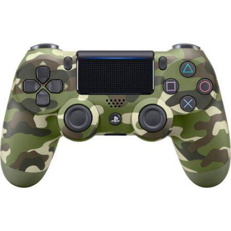 Manette ps4 dualshock v2 Militaire vert sur ENJOY PLANET