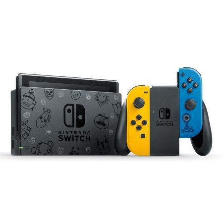 Console Nintendo Switch Edition spéciale Fortnite achat et prix maroc ENJOYPLANET