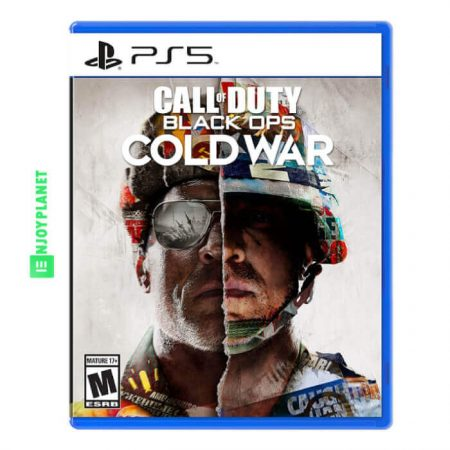 Call of Duty Black Ops Cold War Ps5 prix maroc ENJOYPLANET