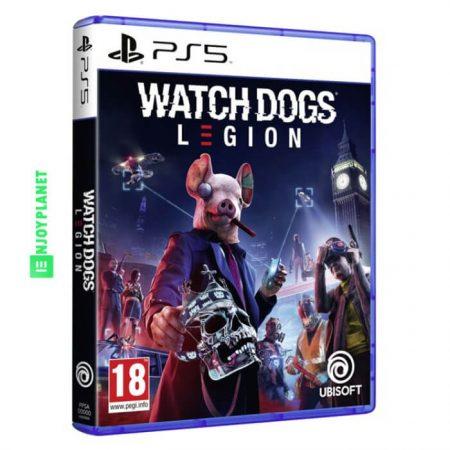 Watch Dogs Legion PS5 prix Maroc sur ENJOYPLANET