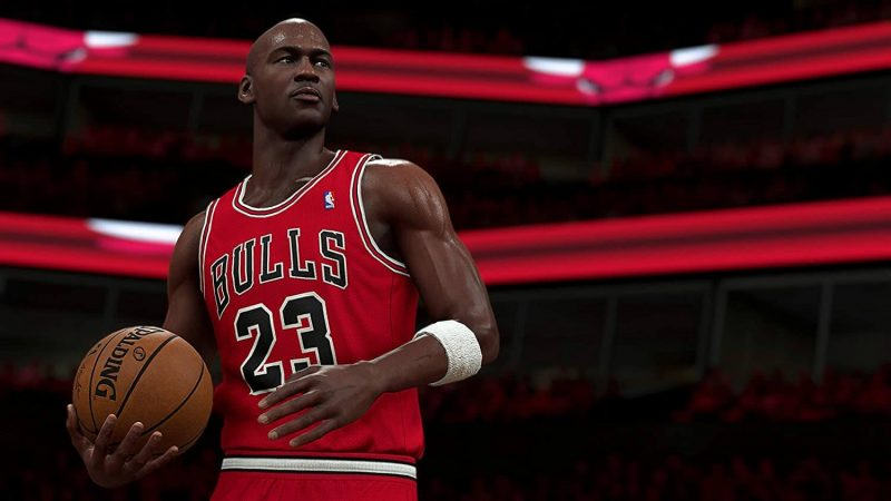 NBA 2K21 Playstation 4 sur prix maroc sur ENJOY PLANET