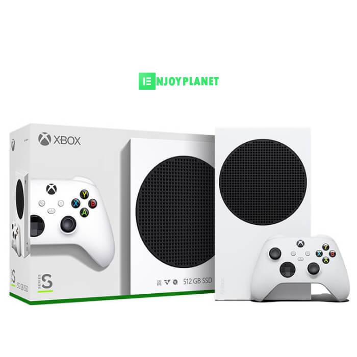 Xbox Series S Achat & Prix Maroc chez ENJOYPLANET