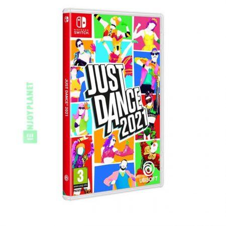 Just Dance 2021 Nintendo switch prix maroc sur ENJOYPLANET