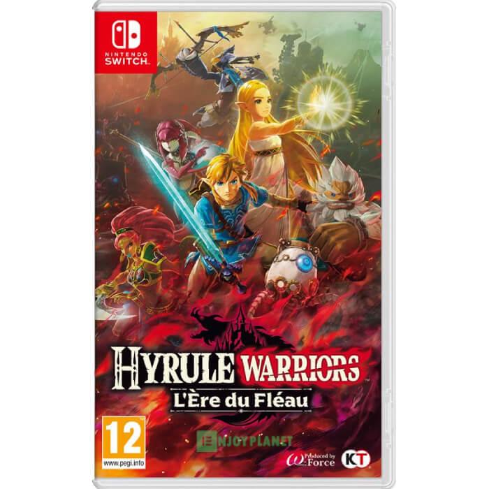 Jeu Hyrule warrios Nintendo switch prix maroc ENJOYPLANET