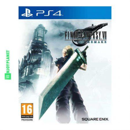 Final Fantasy 7 prix maroc ENJOYPLANET