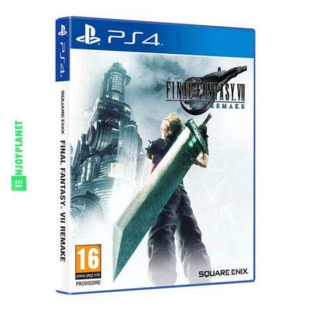 Final Fantasy 7 Prix maroc chez ENJOYPLANET
