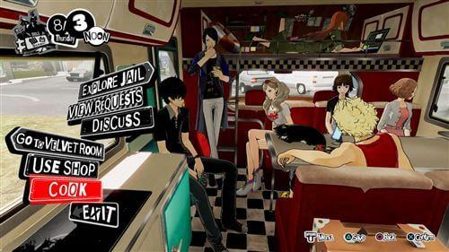 Persona 5 Strikers PS4 Prix Maroc chez ENJOY PLANET