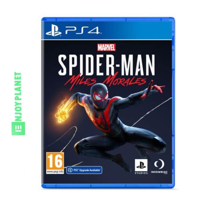 spider man ps4 miles morales prix ENJOYPLANET