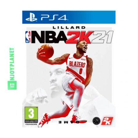 NBA 2K21 Playstation 4 sur prix maroc sur ENJOYPLANET