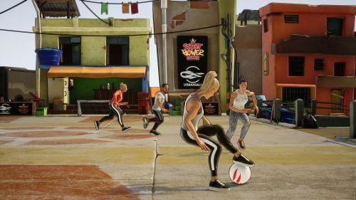 Street Power Football Nintendo Switch maroc ENJOYPLANET