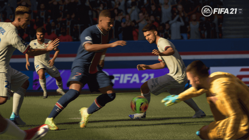 FIFA 21 Edition Champions PS4, Ps5 prix maroc chez enjoyplanet