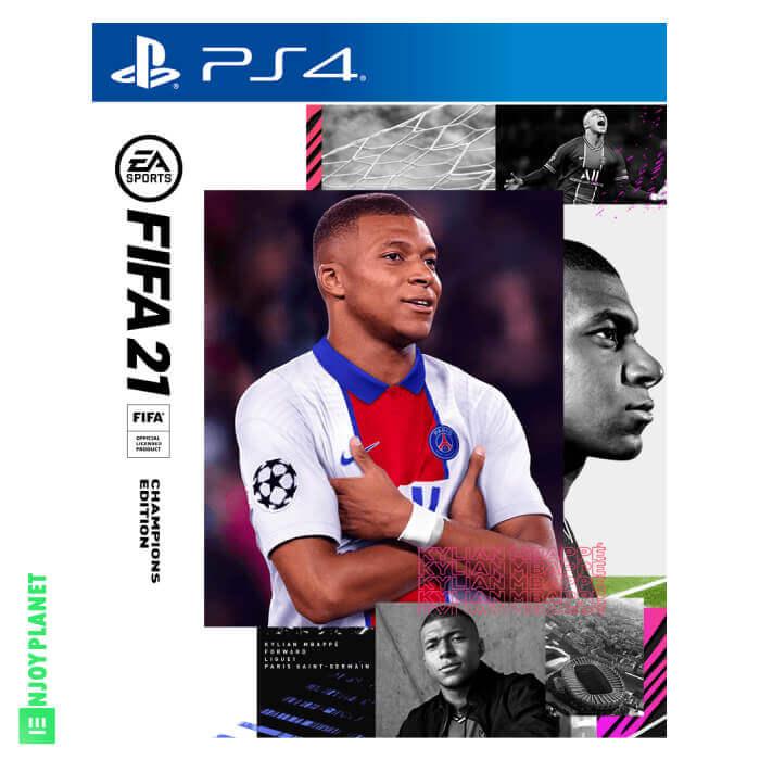 FIFA 21 Edition Champions PS4, Ps5 prix maroc ENJOYPLANET