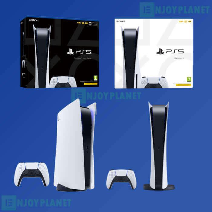 Consoles Ps5