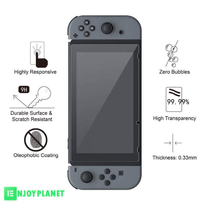 Ecran incassable pour Nintendo Switch achat et prix maroc