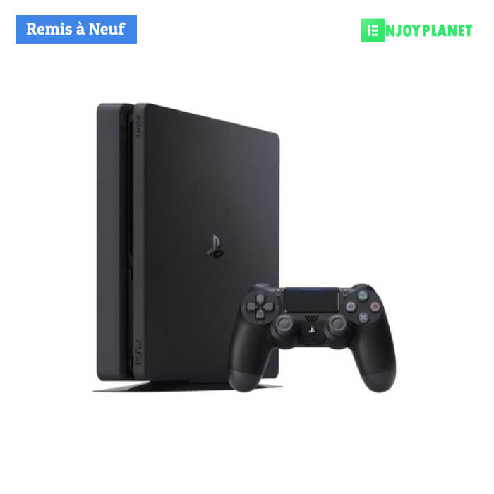 Console Playstation 4 Slim 500go Remis à neuf prix maroc
