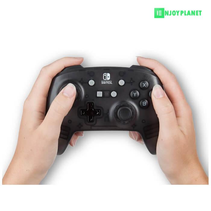 Manette Nintendo Switch Filaire - Noir au maroc sur ENJOY PLANET