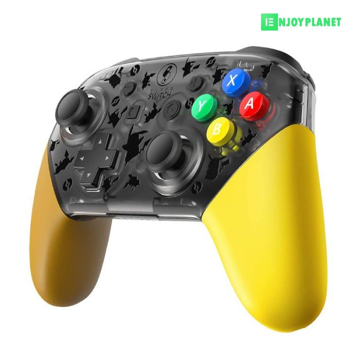 Manette Nintendo Switch Pro - Edition Pikachu achat et prix maroc - ENJOYPLANET