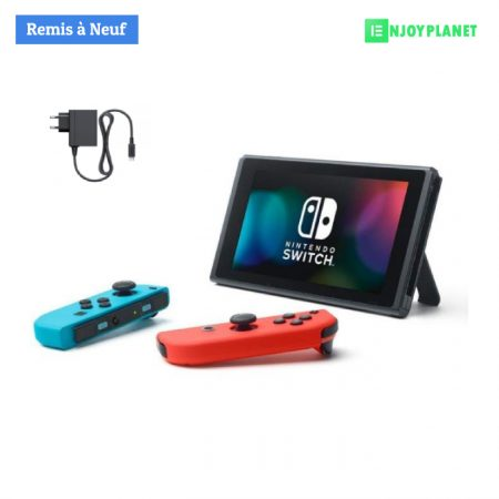 console nintendo switch v2 remis à neuf prix maroc ENJOYPLANET