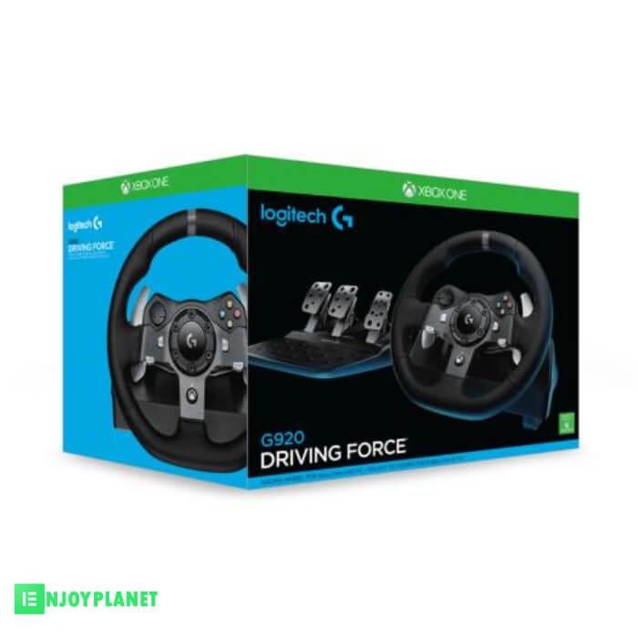 Logitech G920 Driving Force (PC/Xboc one) prix maroc