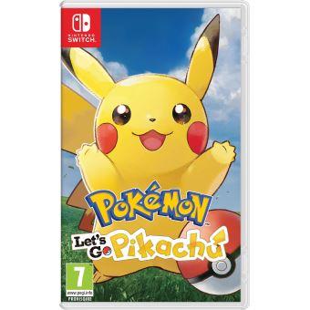 pokemon let's go sur ENJOYPLANET