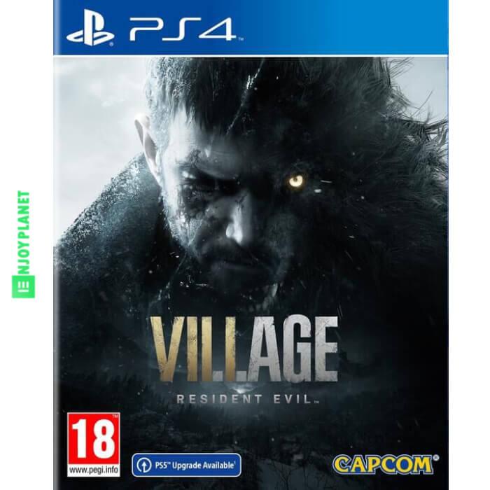 Resident evil village Pour Ps4, Ps5