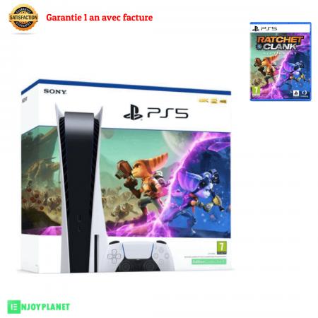 Console Ps5 Edition ratchet prix maroc