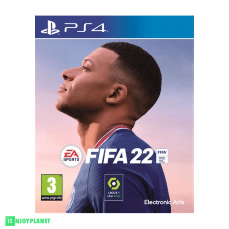 FIFA 22 Ps4 - Prix Marox - ENJOYPLANET
